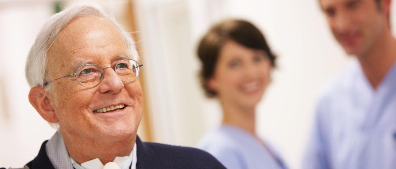 Pflegepersonal für erwachsene